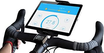 Antber Soporte Tablet Bici estatica Bicicleta Ejercicios Gym Spinning...