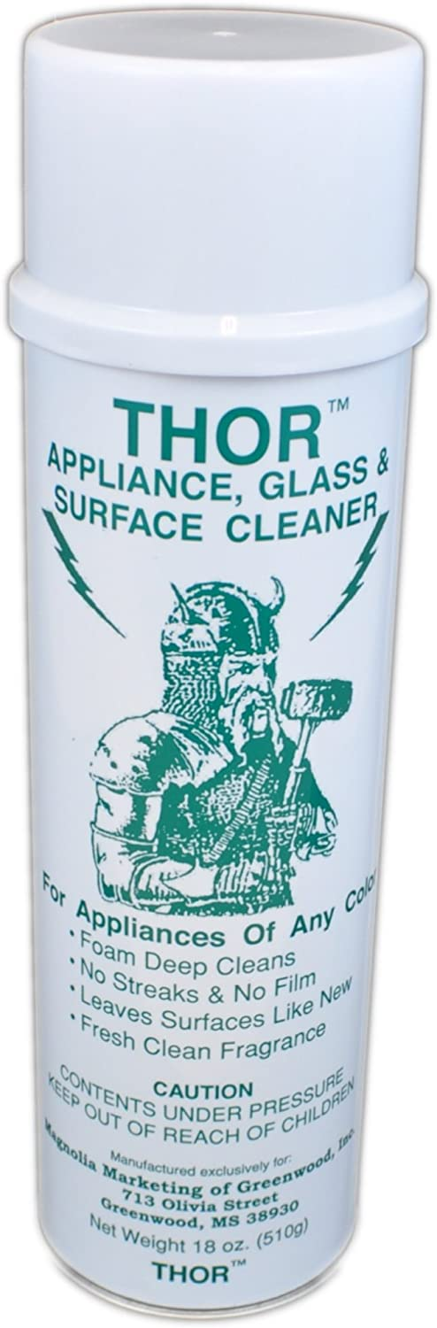 Thor Appliance, Glass, and Surface Cleaner - 18 Oz.