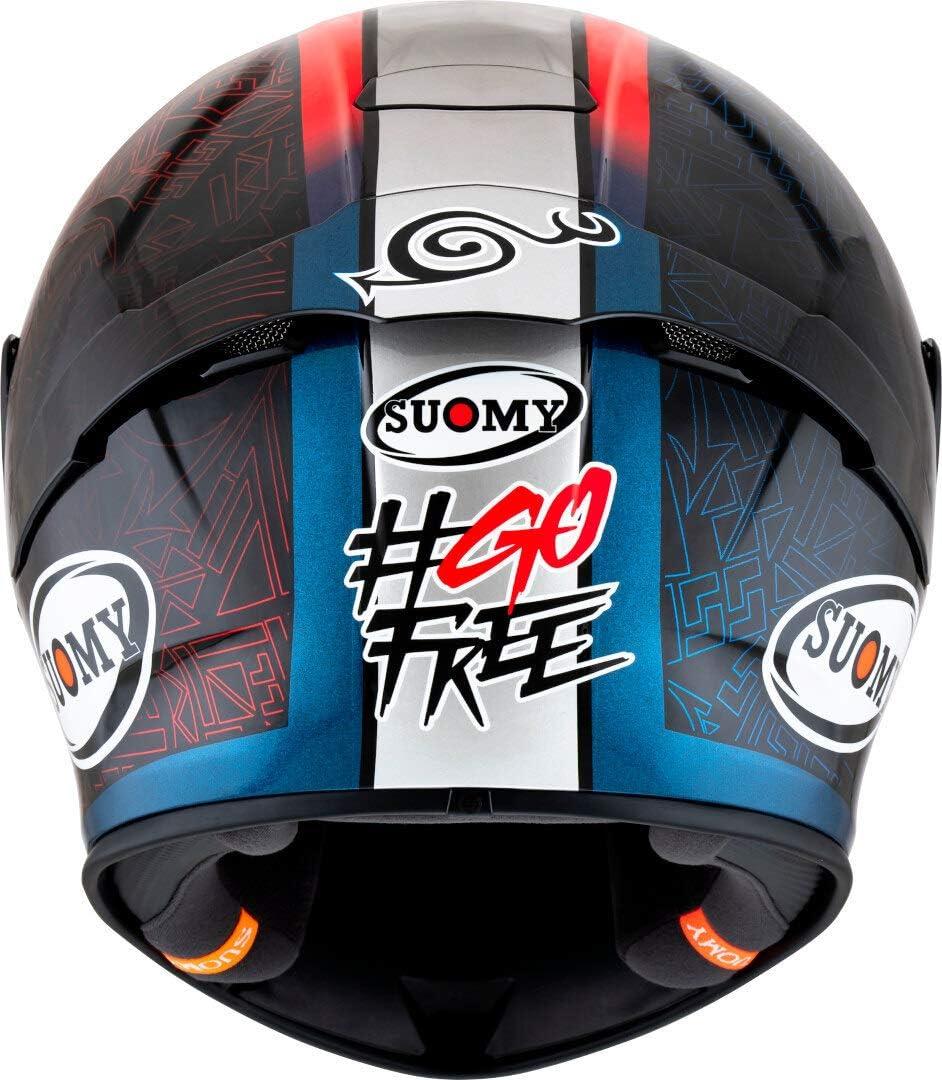 Suomy Sr Gp Bagnaia Replica Helmet L Zwart Auto