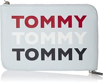 تومي هيلفيغر محفظه للجنسين - ازرق
