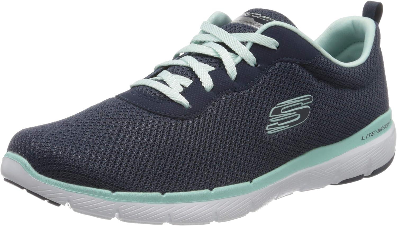 Skechers Flex Appeal 3.0 13070, Zapatillas para Mujer