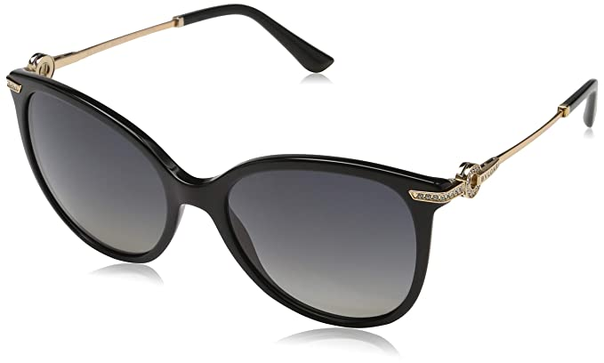 Bulgari 0BV8201B 501/T3 55 Gafas de Sol, Negro (Black ...