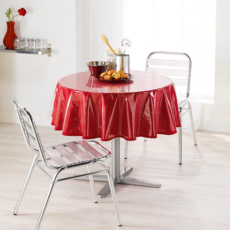 Nappe transparente exterieur 2014 for Nappe pour table exterieur
