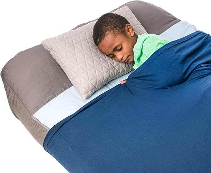 Hug Sheets-Sensory Compression Blanket and Adults-Best Alternative to Weighted Blankets Cool Stretchy Twin Size Compression Sheets for Kids Breathable Sheets that Cuddle and Snuggle Toddlers