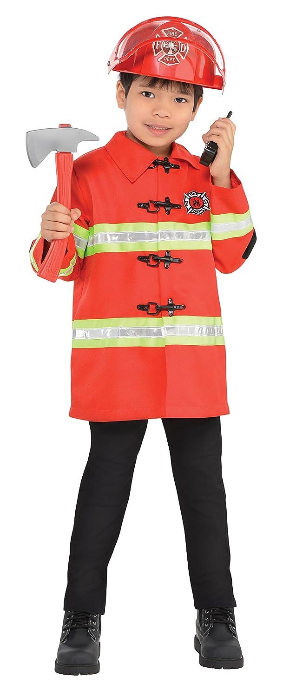 848301 Child Small TradeMart Inc Amscan Firefighter Kit
