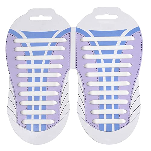 e629de2548 Young & Ming - sin corbata Cordones de zapatos para niños y adultos  Impermeables cordones de