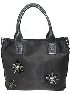 4b1c2f6086dd4 Pinko Women s Shoulder Bag White Size  One size  Amazon.co.uk  Shoes ...