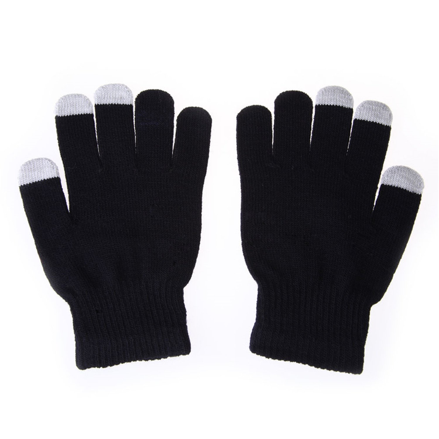 Better Annie New Magic Touch Screen Gloves Smartphone Texting Stretch Adult One Size Winter Warmer Knit Hot style 7
