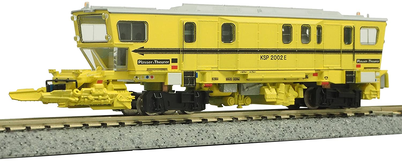 グリーンマックス Nゲージ バラストレギュレーター KSP2002E プラッサー&トイラー純正色  動力付き  4783 鉄道模型 電車 B073XKX4TM