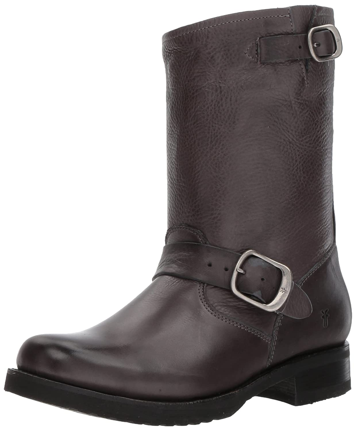 FRYE Women's Veronica Short 2 Boot B06XHSVTRZ 8.5 M US|Smoke