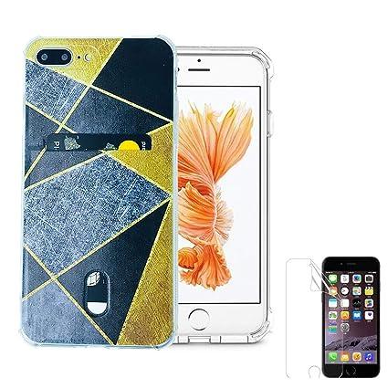 Amazon.com: Oddss - Funda para iPhone 8 Plus y 7 Plus (5,5 ...