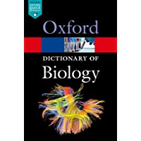 A Dictionary of Biology 7/e (Oxford Quick Reference)