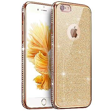 coque iphone 7 glitter