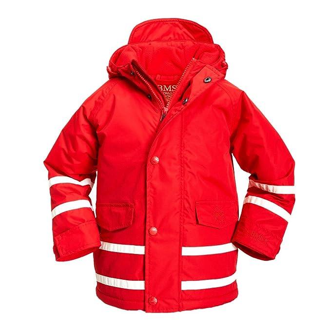 online retailer acc89 4f1e9 BMS atmungsaktive Kinder Winterjacke (Größe = 110, Farbe ...