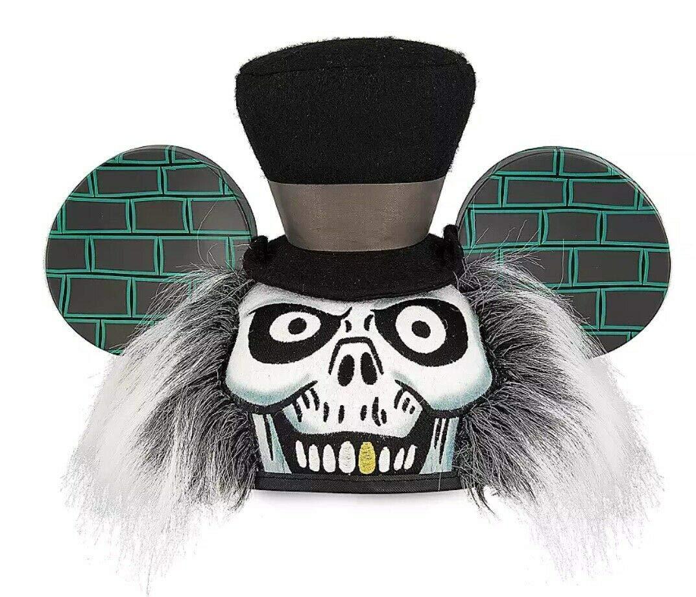Tokyo Disney Resort TDR Halloween 2019 Ear Hat Mickey Ghost