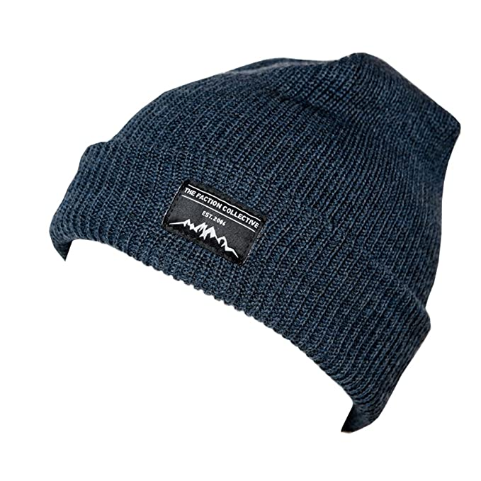 83c96233e24 Faction Men s Fisherman s Beanie Cap Winter Hat