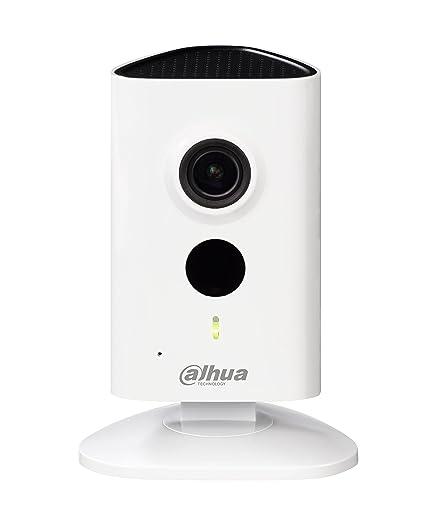 dahua Consumer IPC de C26 Cube de cámara, Color Blanco