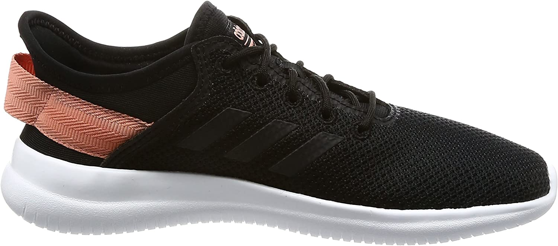 adidas CF Qtflex W, Zapatillas de Deporte para Mujer Negro Negbas Negbas Rostra 000 X3dXL