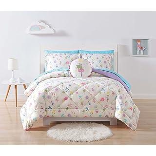 Laura Hart Kids Comforter Set, Twin/Twin XL, Garden Fairies