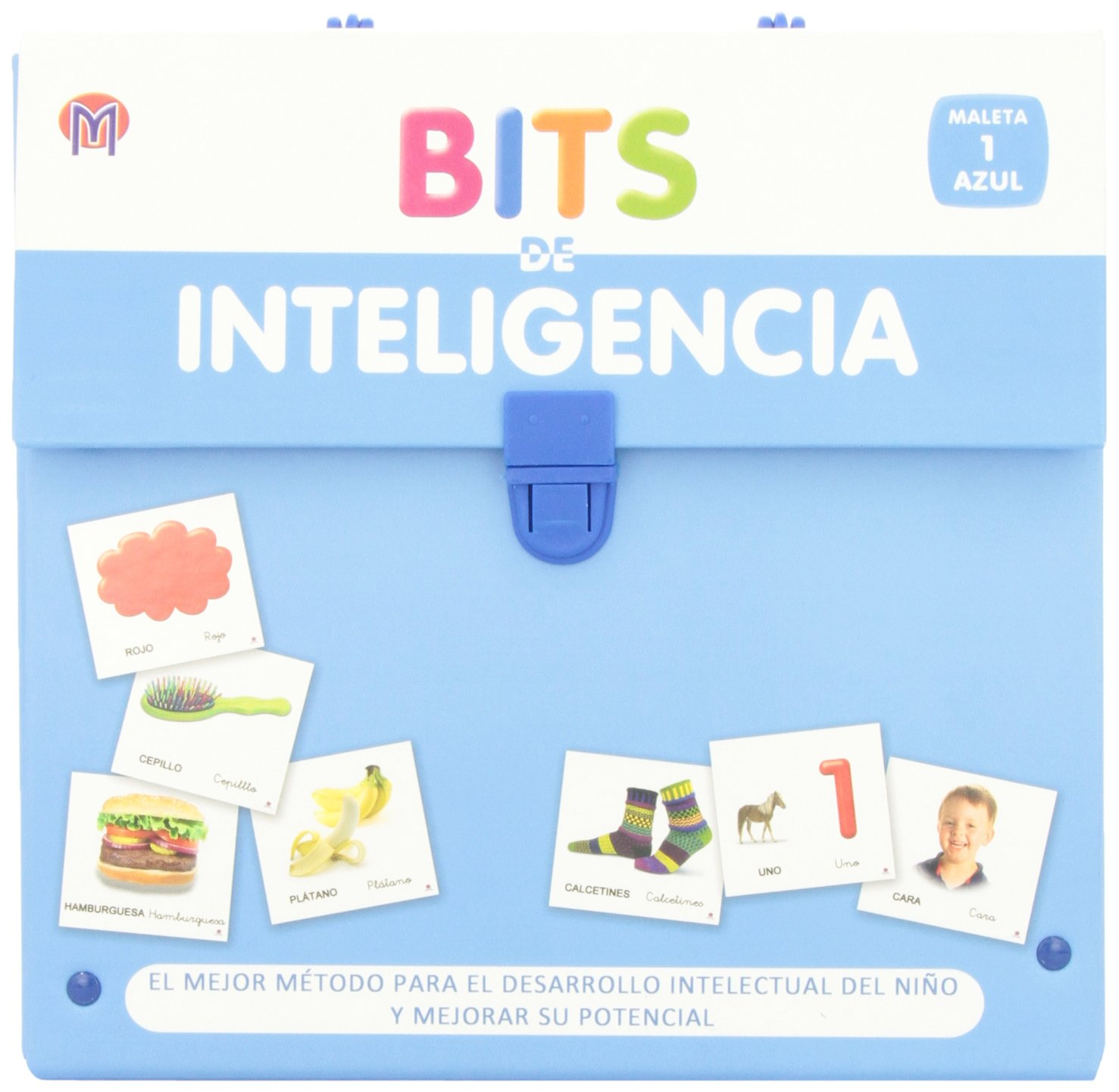 BITS DE INTELIGENCIA (MALETA 1 AZUL): MONTERREY GRUPO EDITORIAL: 9788493671846: Amazon.com: Books