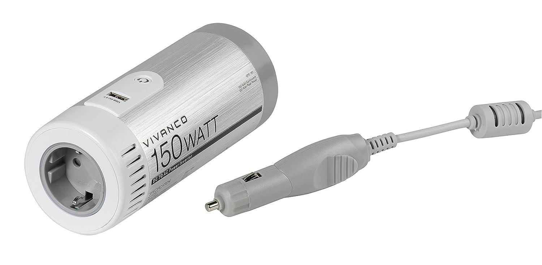 Defort Spannungswandler Wechselrichter DCI-150C DC 12V auf AC 230V Inverter