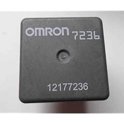 General Motors 12177236, HVAC Blower Motor Relay: Automotive