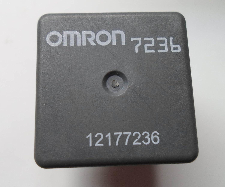 Amazon.com: General Motors, Relay, 12177236: Automotive