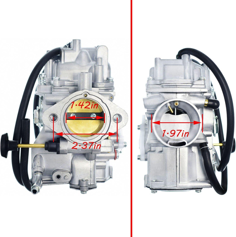 Yamaha Kodiak 400 1993-1998 Carb//Carburetor Intake Manifold O-Ring
