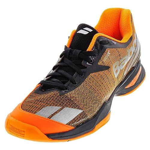 Babolat Jet All Court, Zapatillas de Tenis para Hombre, Naranja (Orange), 41 EU: Amazon.es: Zapatos y complementos