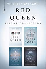 Red Queen 4-Book Collection: Books 1-4 Kindle Edition