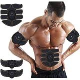 Abs Stimulator Ab Stimulator Muscle Trainer Ab Trainer Muscle Trainer Ultimate Abs Stimulator for Men Women Abdominal Work Ou