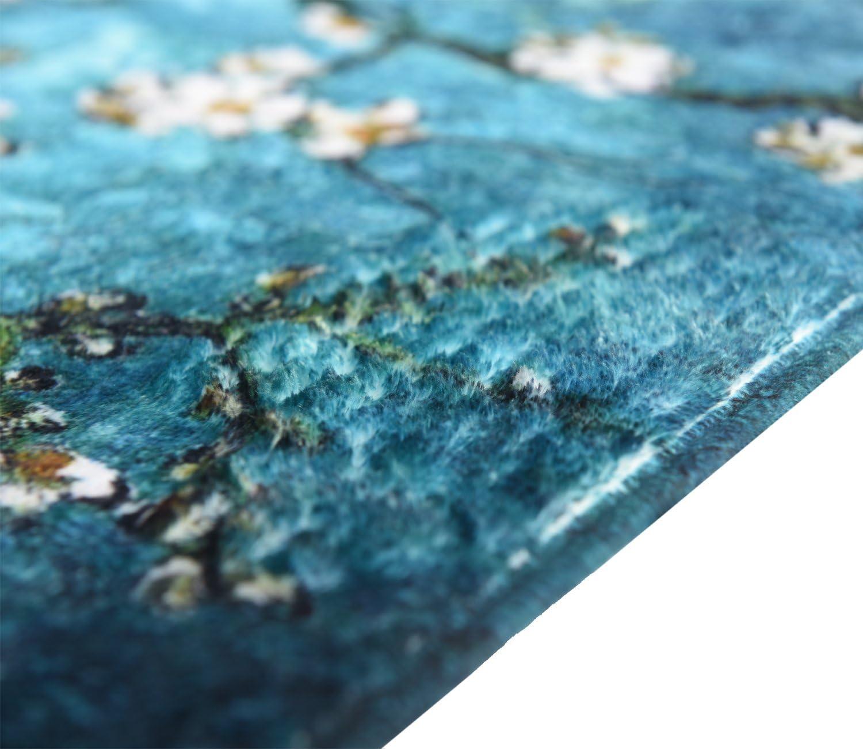 DCCN Petit Tapis Imprim/é /à Design Cr/éatif Paillasson Tapis dEntr/ée Tapis de Bain pour Maison Cuisine Chambre Antid/érapant Multicolor