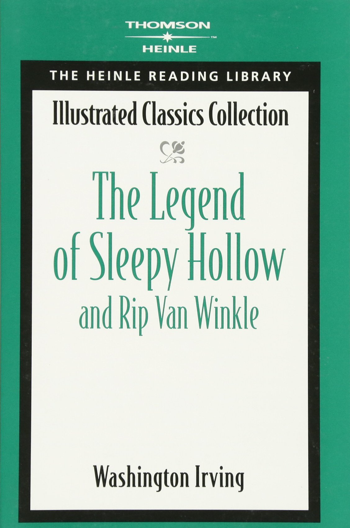 The Heinle Reading  The Legend Of The Sleepy Hollow pdf