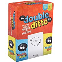 Deals on Inspiration Play Double Ditto Family Party Board Game