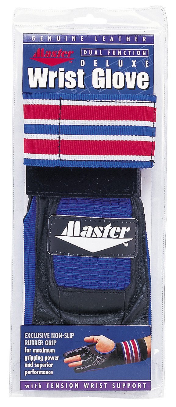 Master Industries Deluxe Wrist Glove, Small, Right Hand