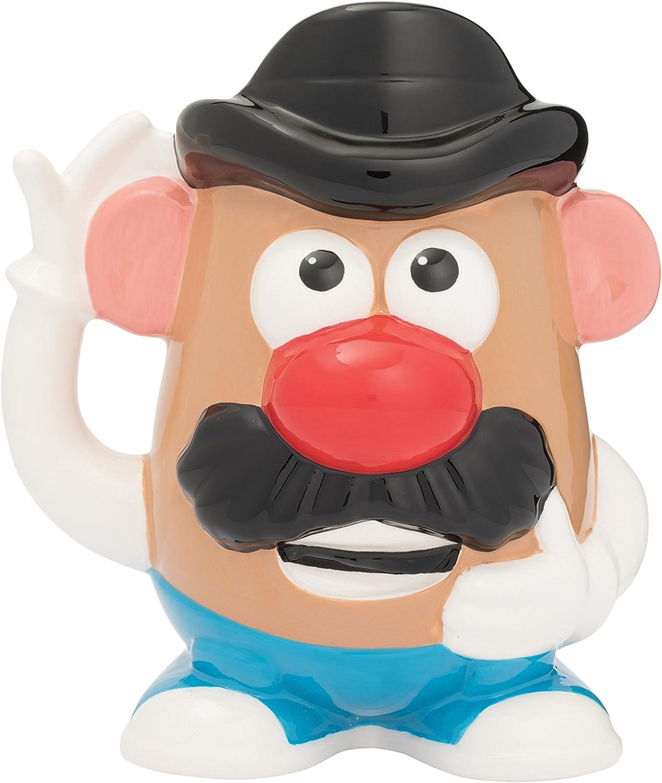 Vandor Toy Story Mr. Potato Head 20 oz. Sculpted Taza De Cerámica ...