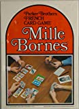 Parker Brothers French Card Game Mille Bornes ... Ages 8 to Adult