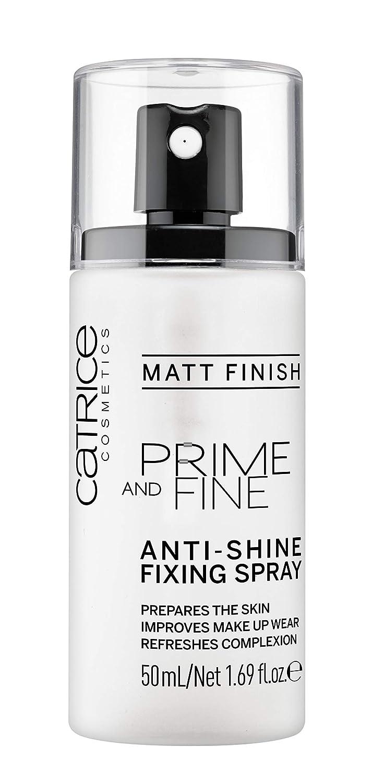 Prime And Fine Anti-Shine Fixing Spray - Matt Finish by Catrice Cosmetics #4