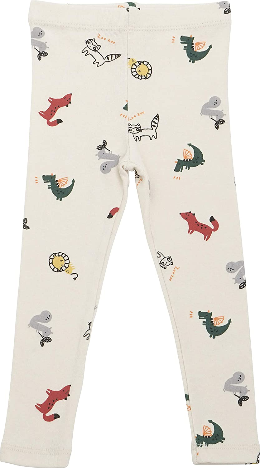 AVAUMA Baby Boys Girls Pajama Set 6M-8T Kids Cute Toddler Snug fit Pjs Cotton Sleepwear