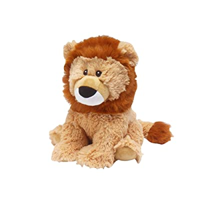 Intelex Cozy Microwavable Heatable Plush, Lion by Intelex: Toys & Games