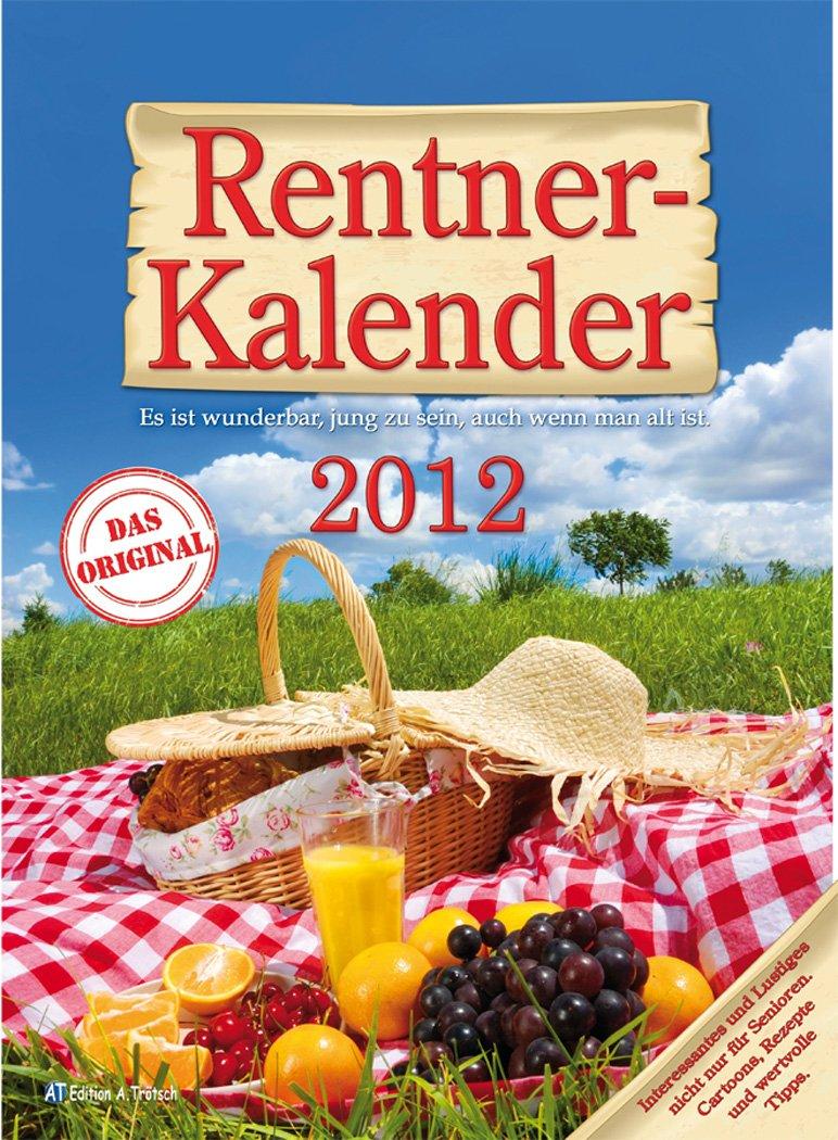 Rentnerkalender 2012