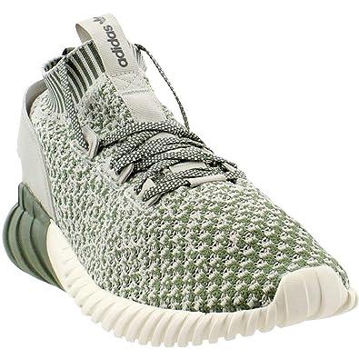 9796dbcb41770a adidas Mens Tubular Doom Sock Pk Athletic   Sneakers Green