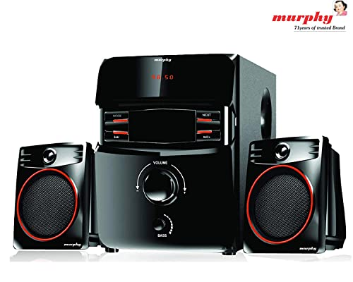 8. Murphy MSD2100 2.1 Channel Digital Home Theater