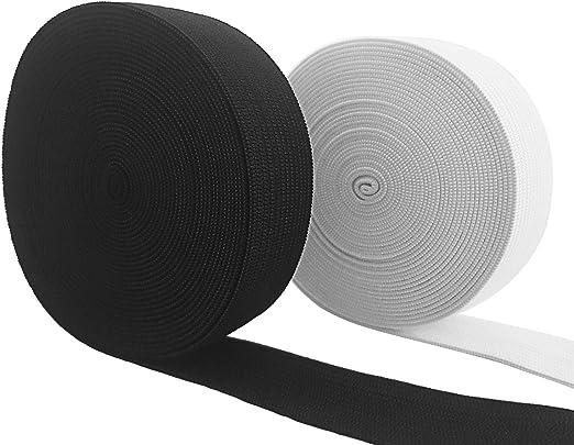 40mm 17,5 Meter Elastisches Band Breite Flache Gummiband zum Nähen