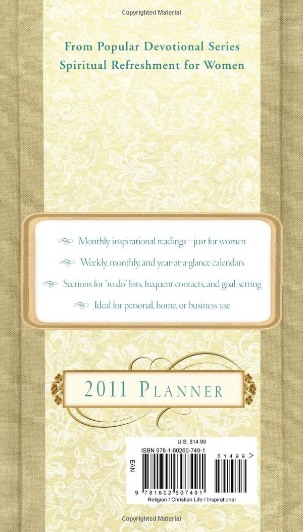 Everyday Joy 2011 Planner by DayMaker