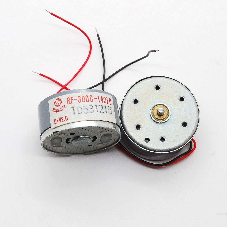 Dc 3v 06v 5v Motor Rf 300c 14270 Low Voltage Start Solar Mabuchi 300ca Motors Current Micro 300