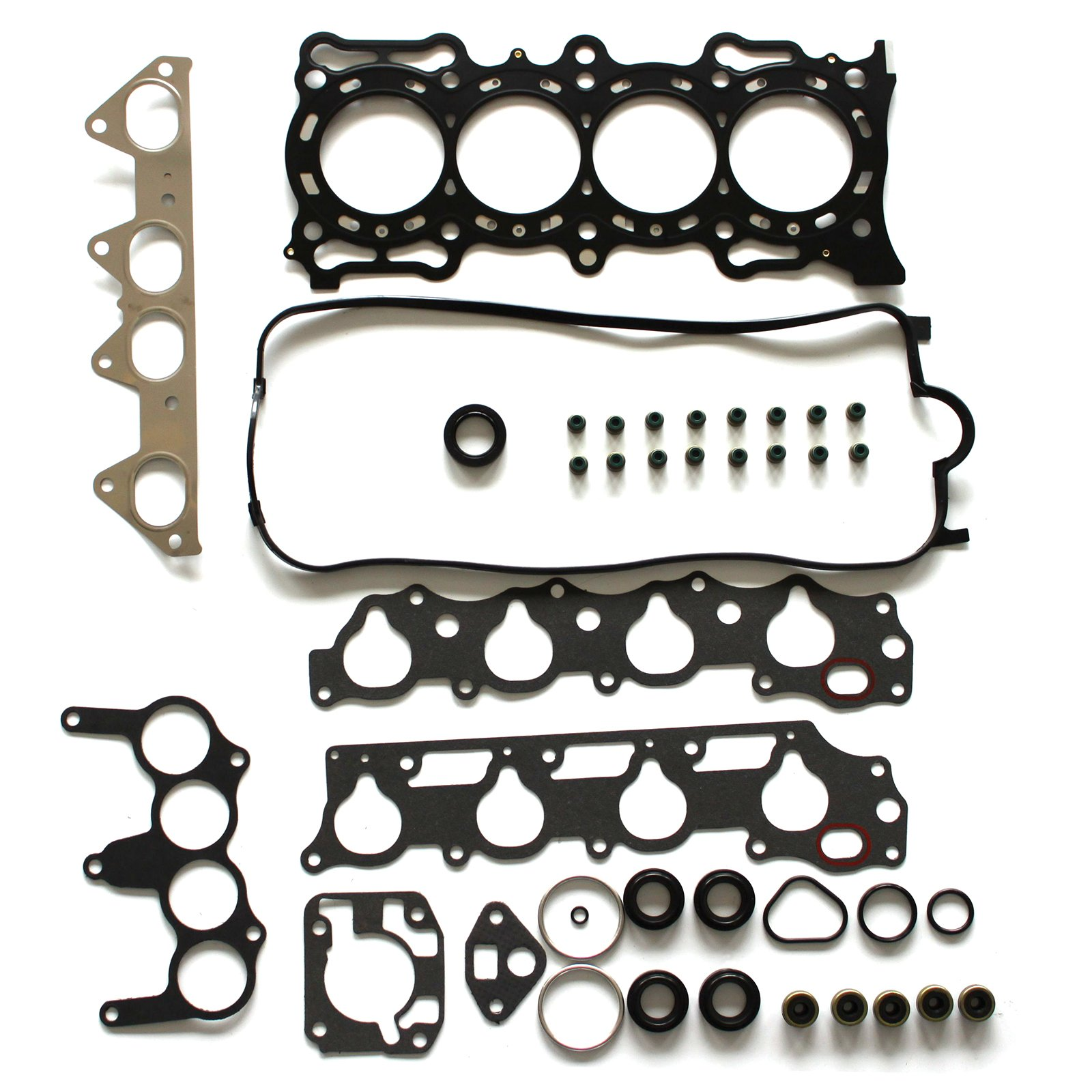 ECCPP Compatible fit for Engine Head Gasket Set for 98-02 Honda Accord Odyssey 2.3L F23A1 F23A5 F23A7 Engine Head Gaskets Kit by ECCPP