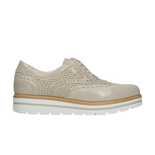 NERO GIARDINI Francesine fondo alto savana 5213 scarpe donna mod. P805213D