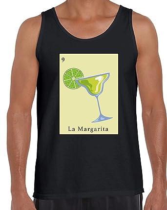 4154bd0b Awkward Styles La Margarita Tank Top for Men Cinco de Mayo Muscle Shirt for  Men Black