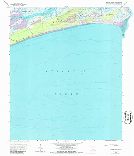 Amazon.com : YellowMaps Kiawah Island SC topo map, 1:24000 ... on map of kershaw, map of taylors, map of kingstree, map of mcclellanville, map of latta, map of aynor, map of ridgeville, map of lodge, map of robert trent jones trail, map of west columbia, map of blackville, map of charleston, map of summerton, map of the greenbrier, map of holly hill, map of hemingway, map of bandon dunes, map of travelers rest, map of easley, map of pamplico,